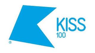 Kiss 100 logo