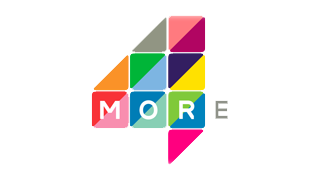 More4 logo