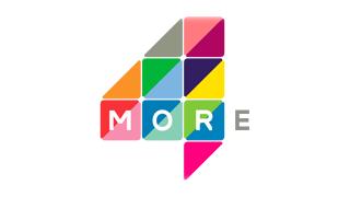 More4 logo