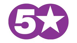 5* logo