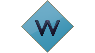 W logo